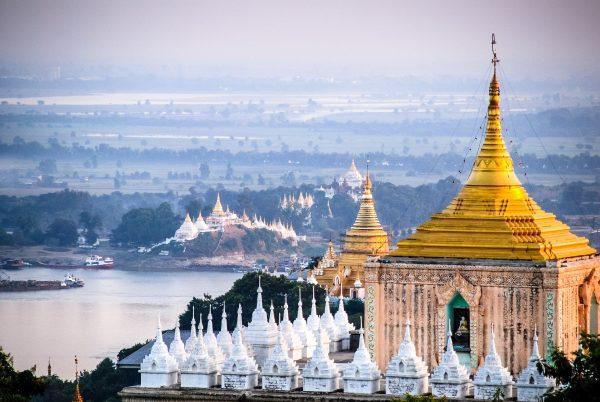 мандалай пагода