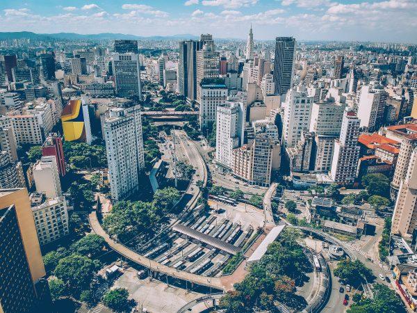сан пауло панорама міста
