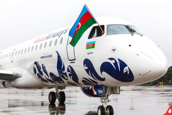 літак авіакомпанії Buta Airways