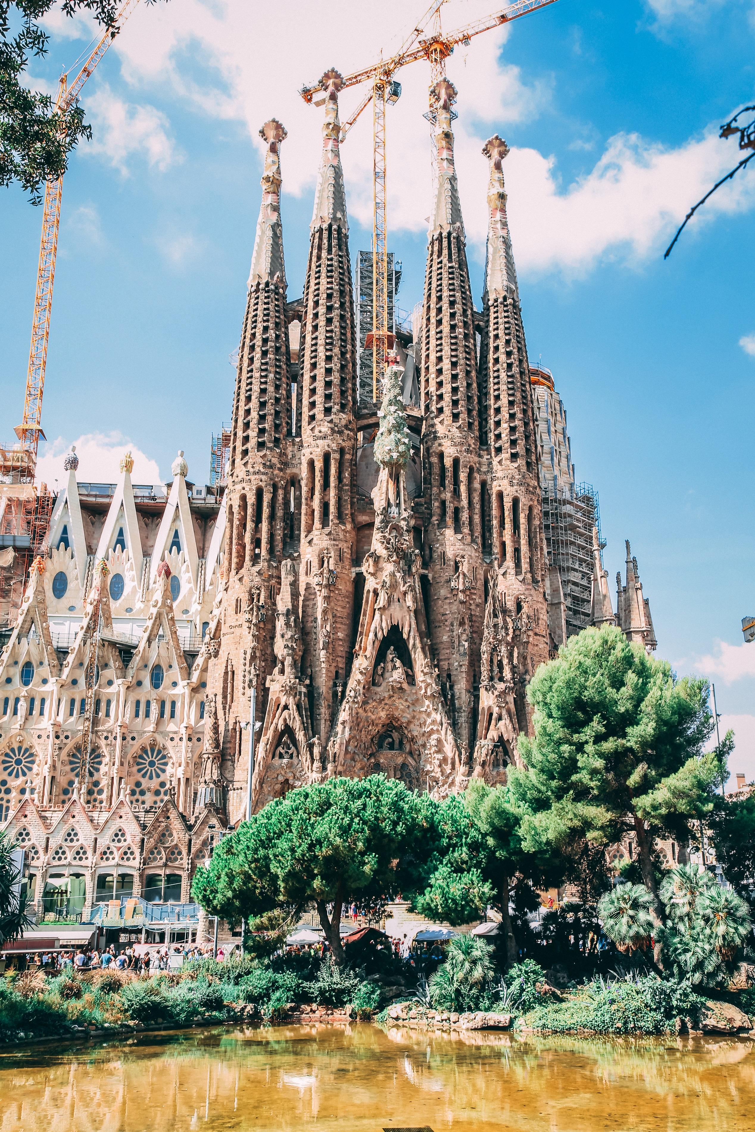 Іспанія, Барселона