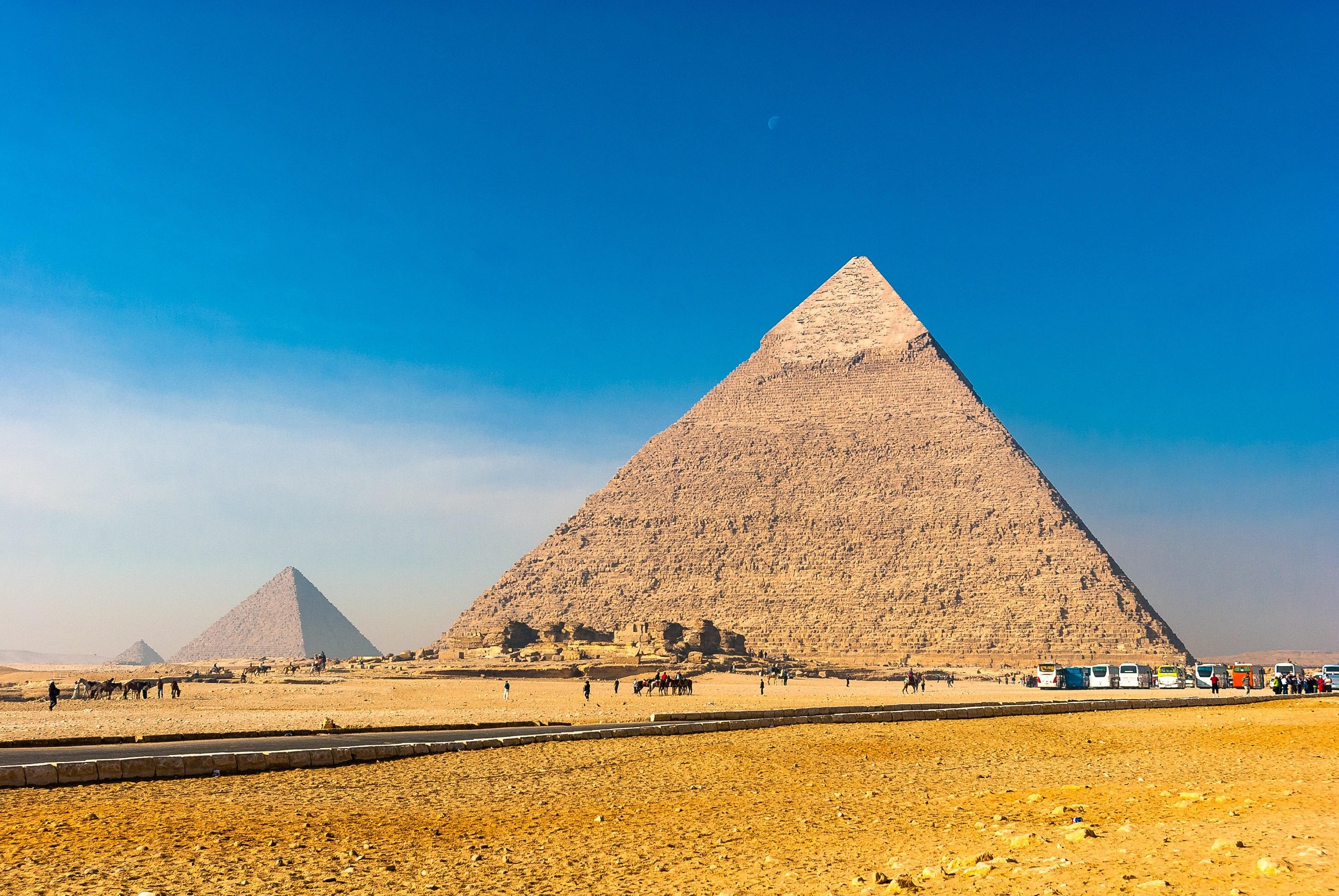 Єгипет піраміда
