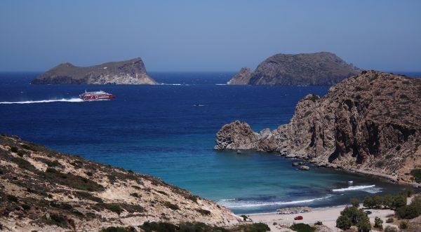 Греція Мілос море