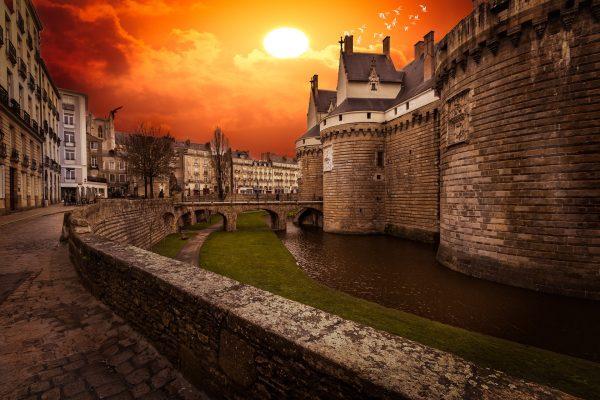 нант фортеця