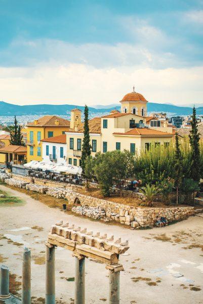 Афіни церква