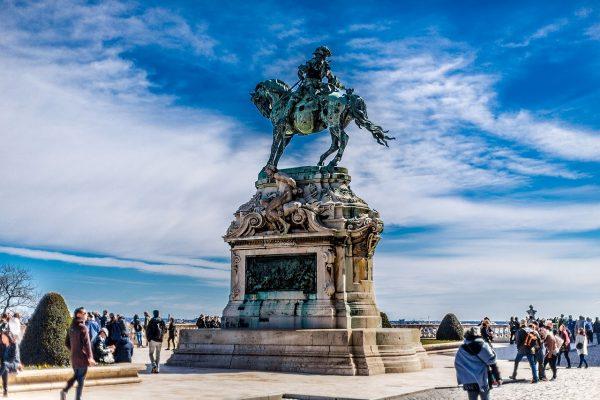 будапешт замок пам'ятник