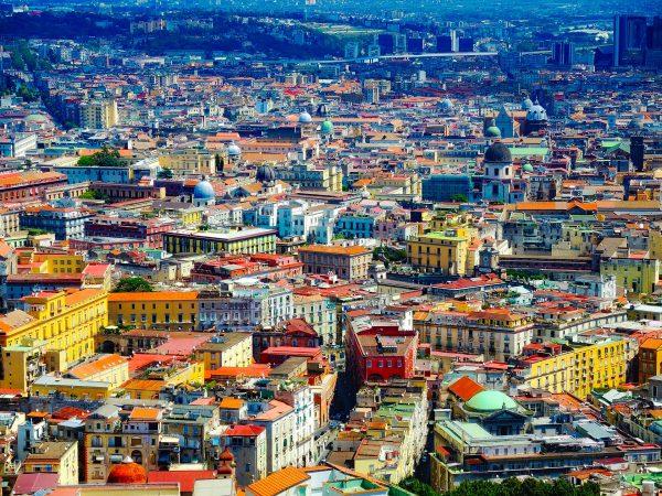 неаполь панорама міста