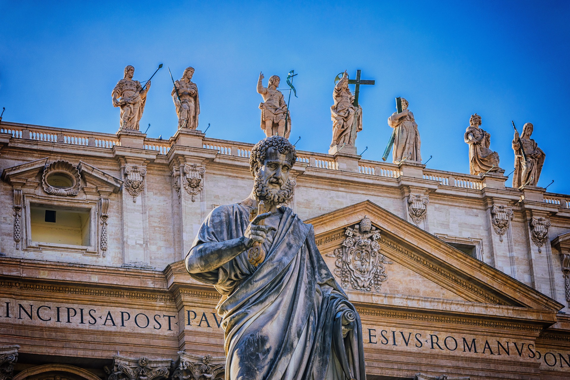 рим ватикан апостол