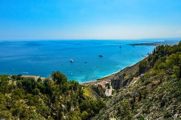 сицилія узбережжя