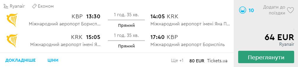 Київ - Краків -Київ >>