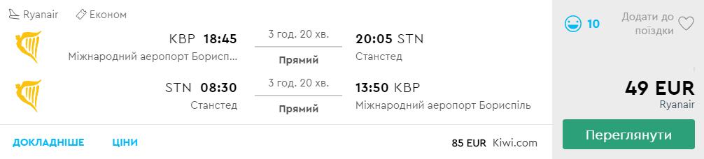 Київ - Лондон -Київ >>