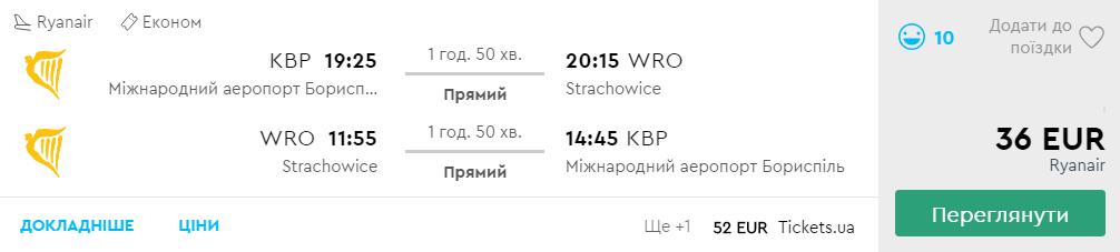 Київ - Вроцлав -Київ