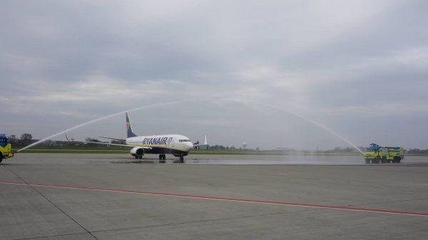 Ryanair у Львові