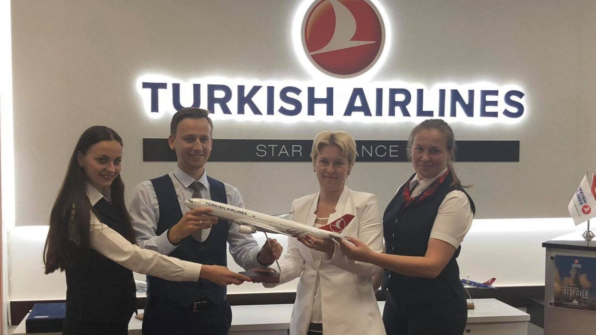 turkish airkines у львові