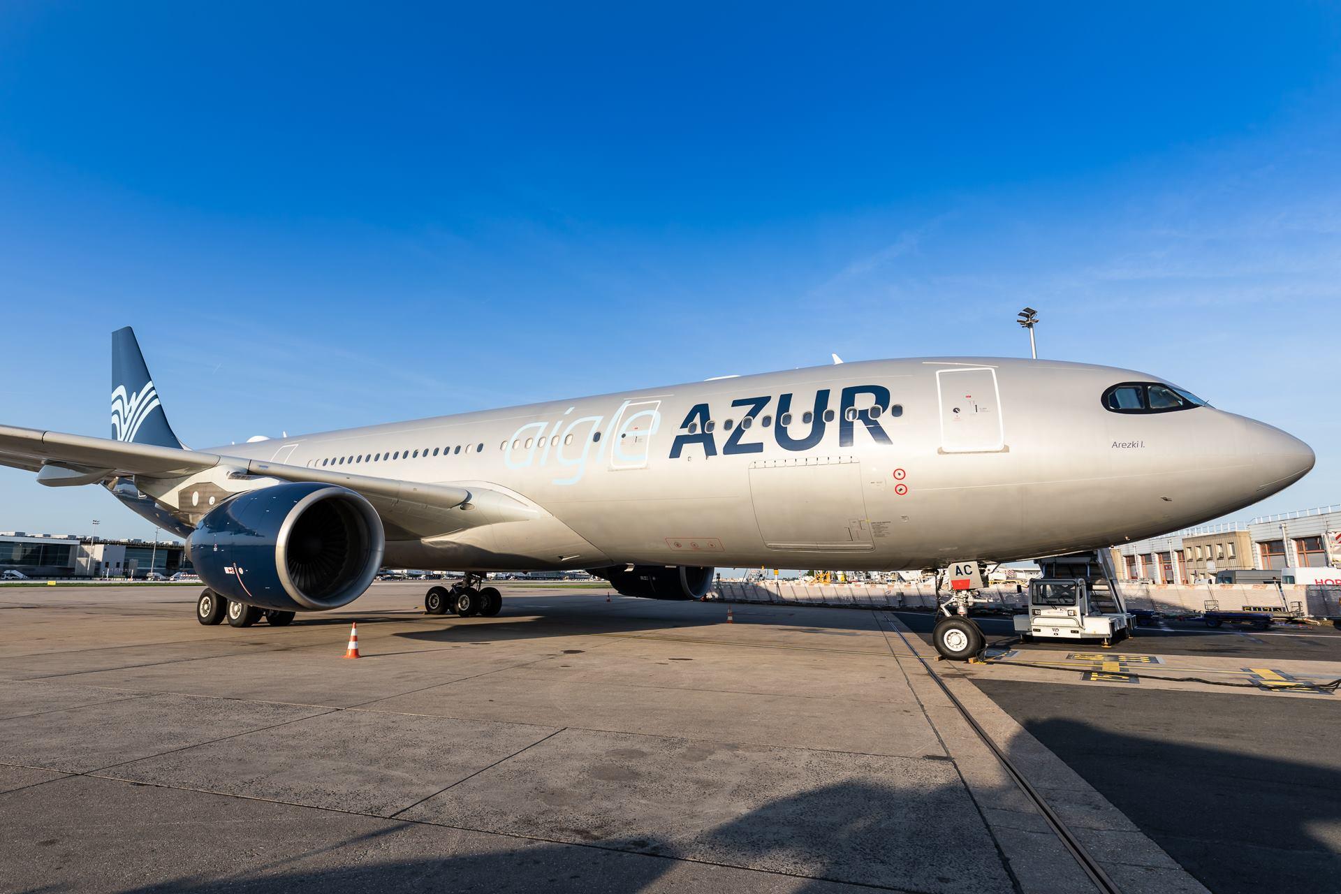 авіакомпанія Aigle Azur
