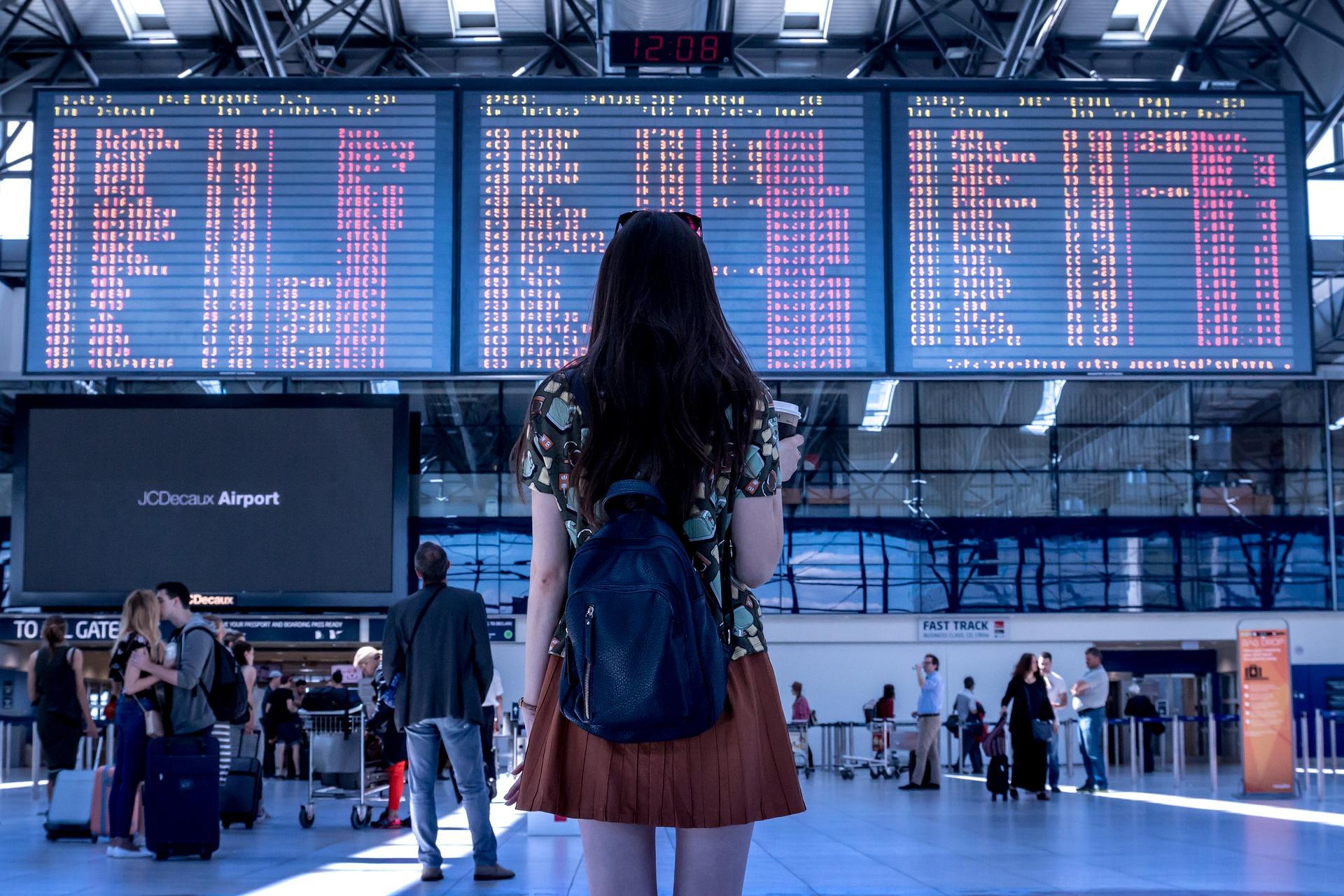 нові маршрути з аеропортів