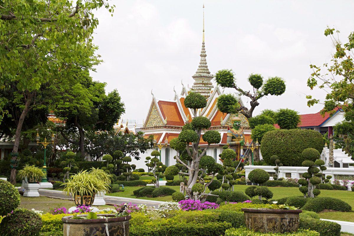 Таїланд Бангкок храм