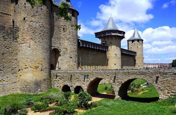 Франція Каркассон фортеця