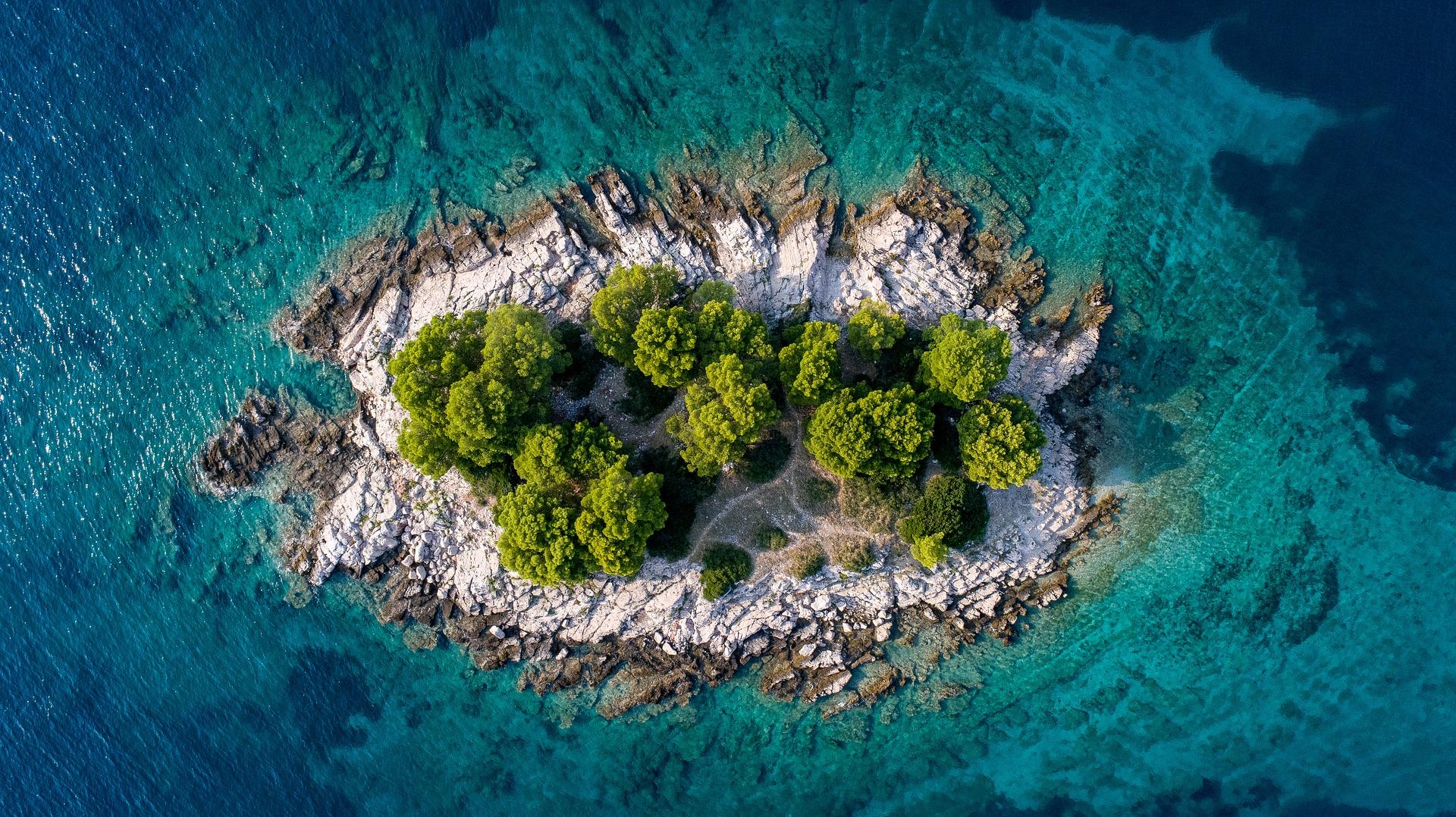 хорватія острів