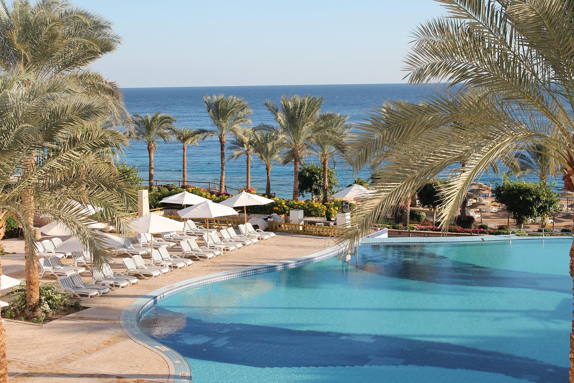 Єгипет пляж море
