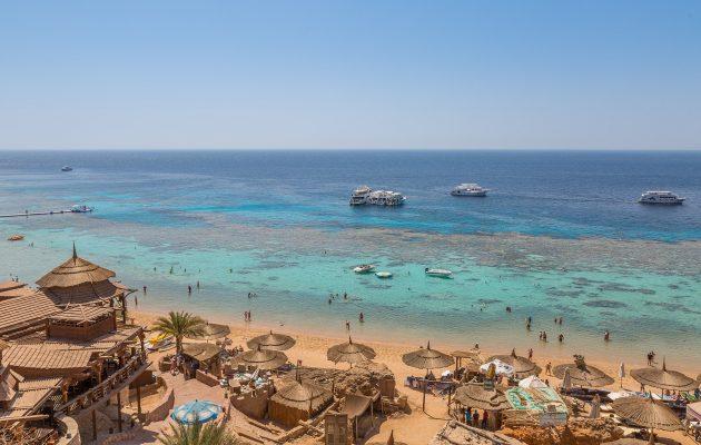 Єгипет Шарм-ель-Шейх пляж