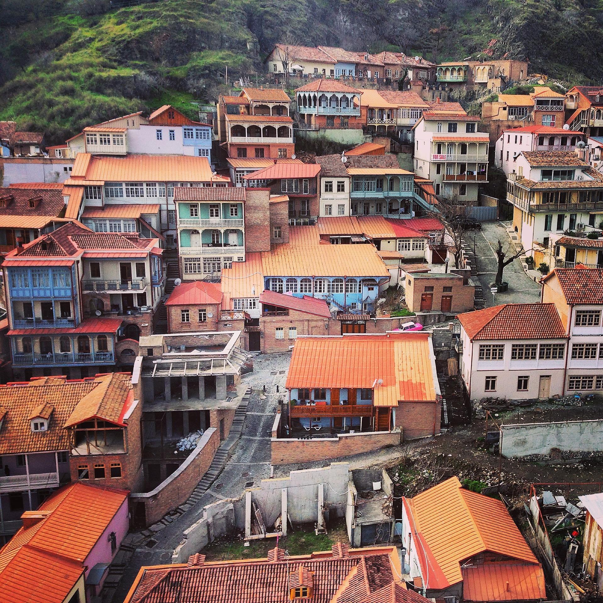 тбілісі старе місто