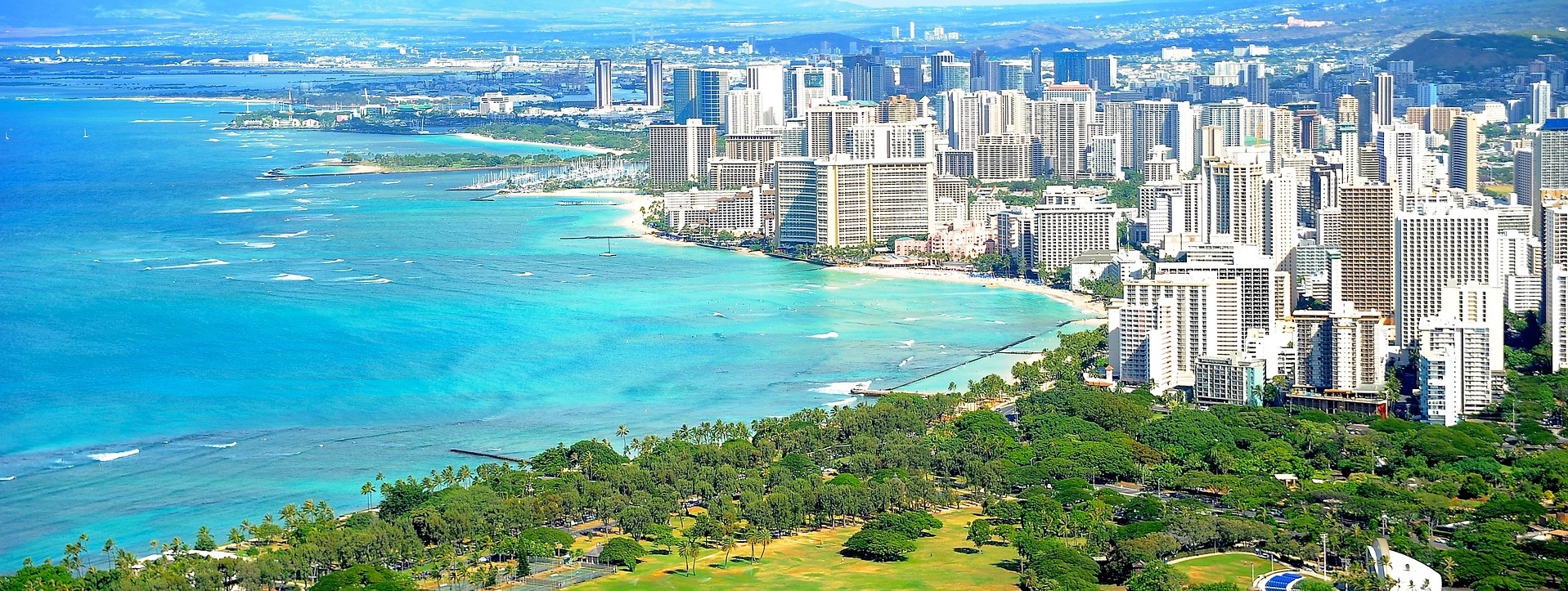 США Гаваї Вайкікі