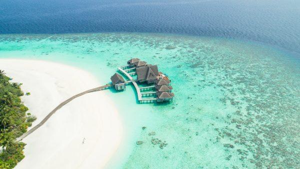 Мальдіви острів готель