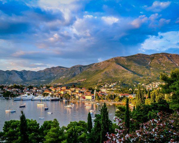 чорногорія місто на узбережжі