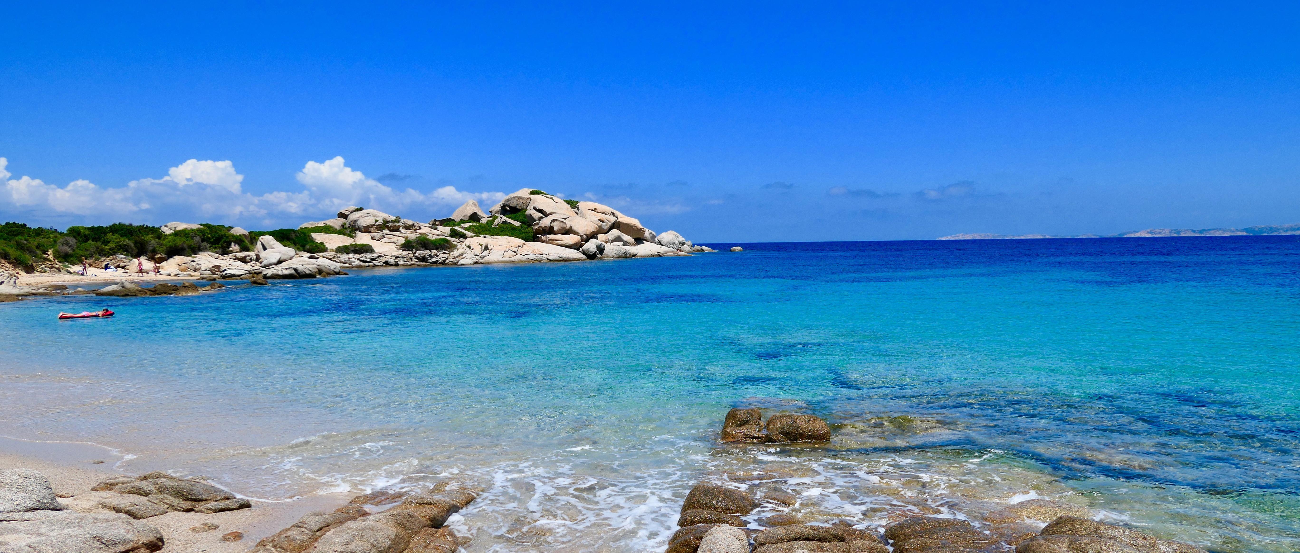 пляжі сардинії