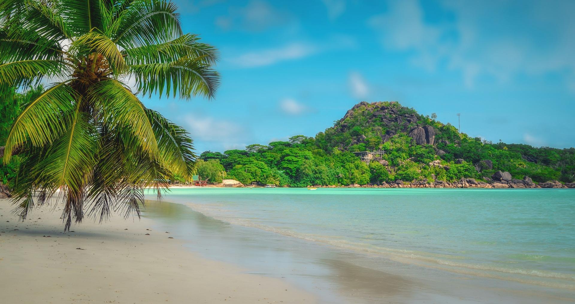 сейшели праслін пляж
