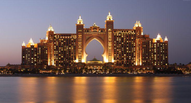 ОАЕ Дубай готель Пальма