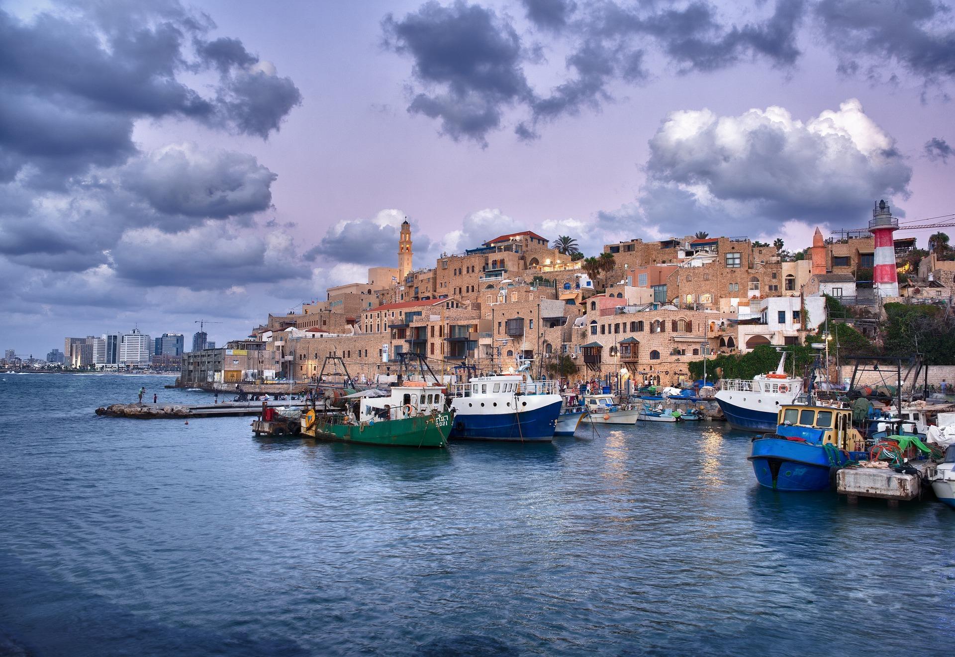 тель-авів хайфа порт