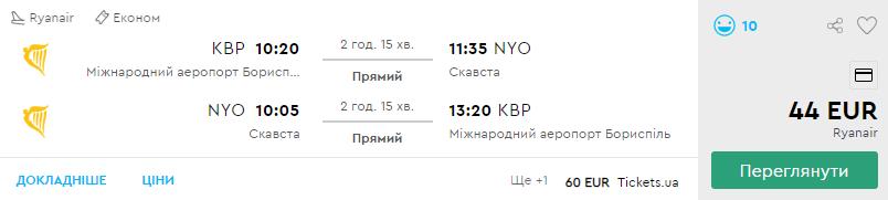 Київ - Стокгольм -Київ