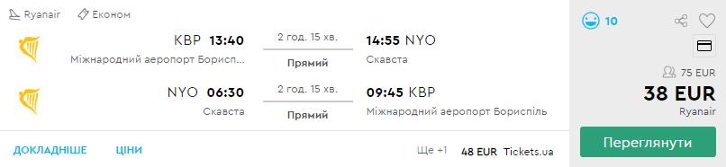 Київ - Стокгольм - Київ