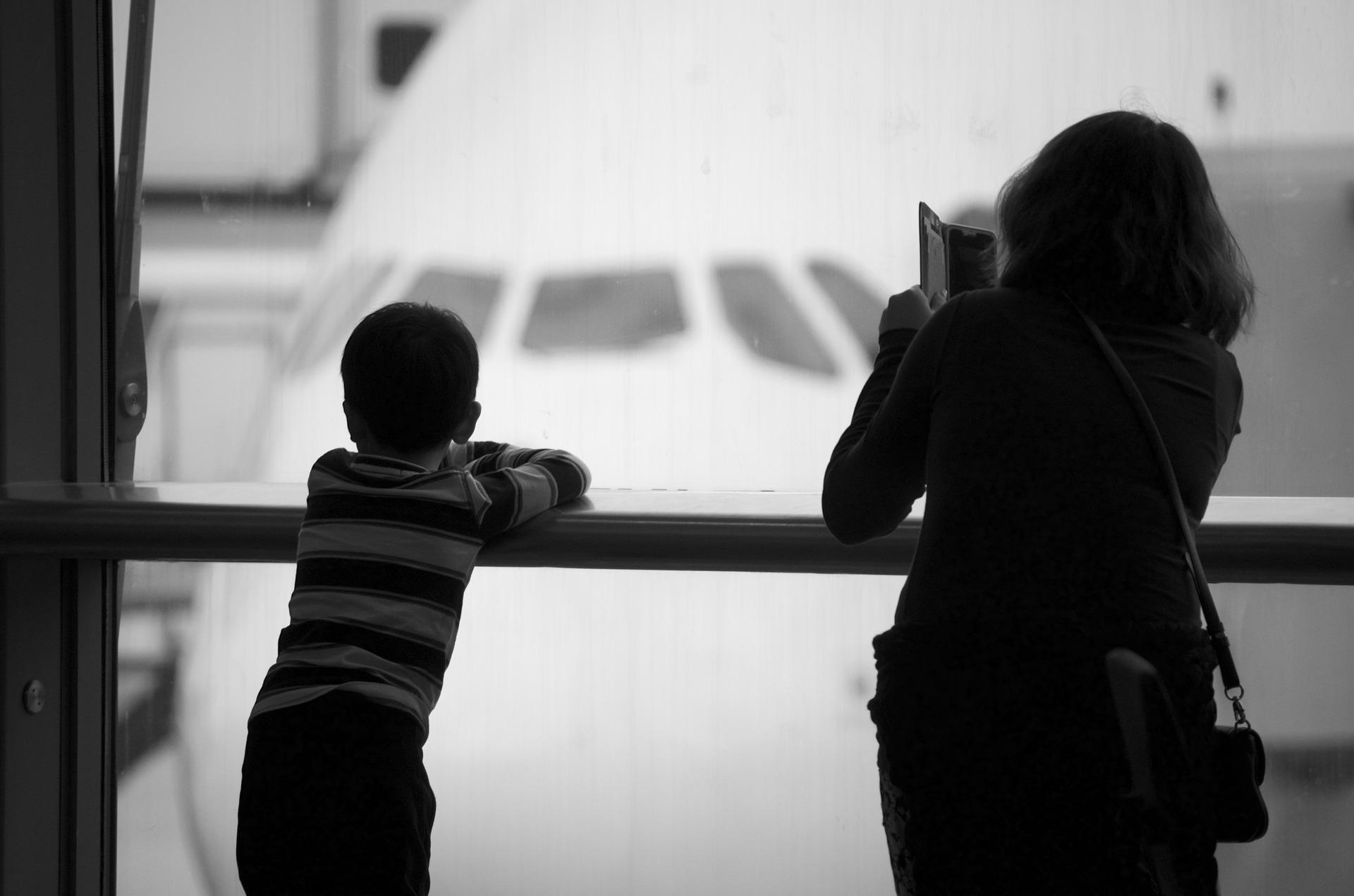 затримка рейсу чекання в аеропорті