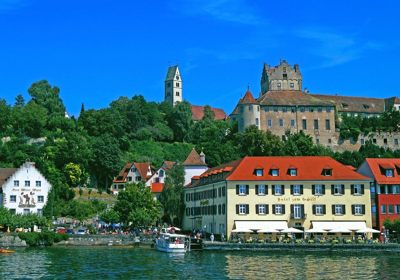 Німеччина Боденське озеро