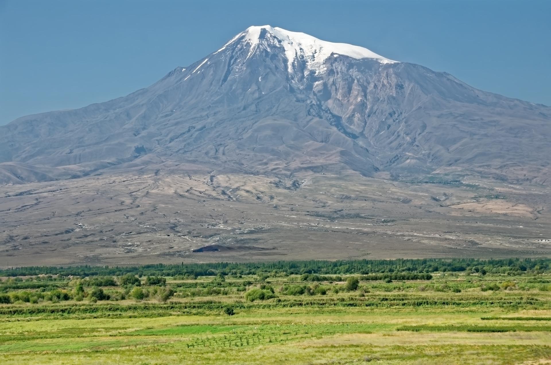 Вірменія гора Арарат