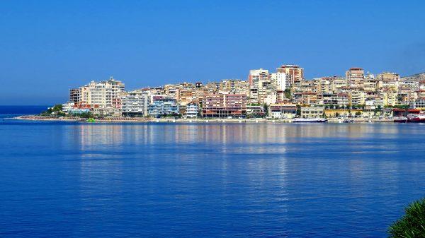 Албанія море