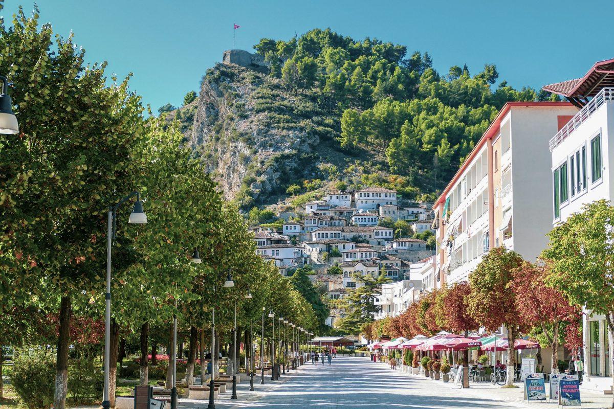 Албанія Берат