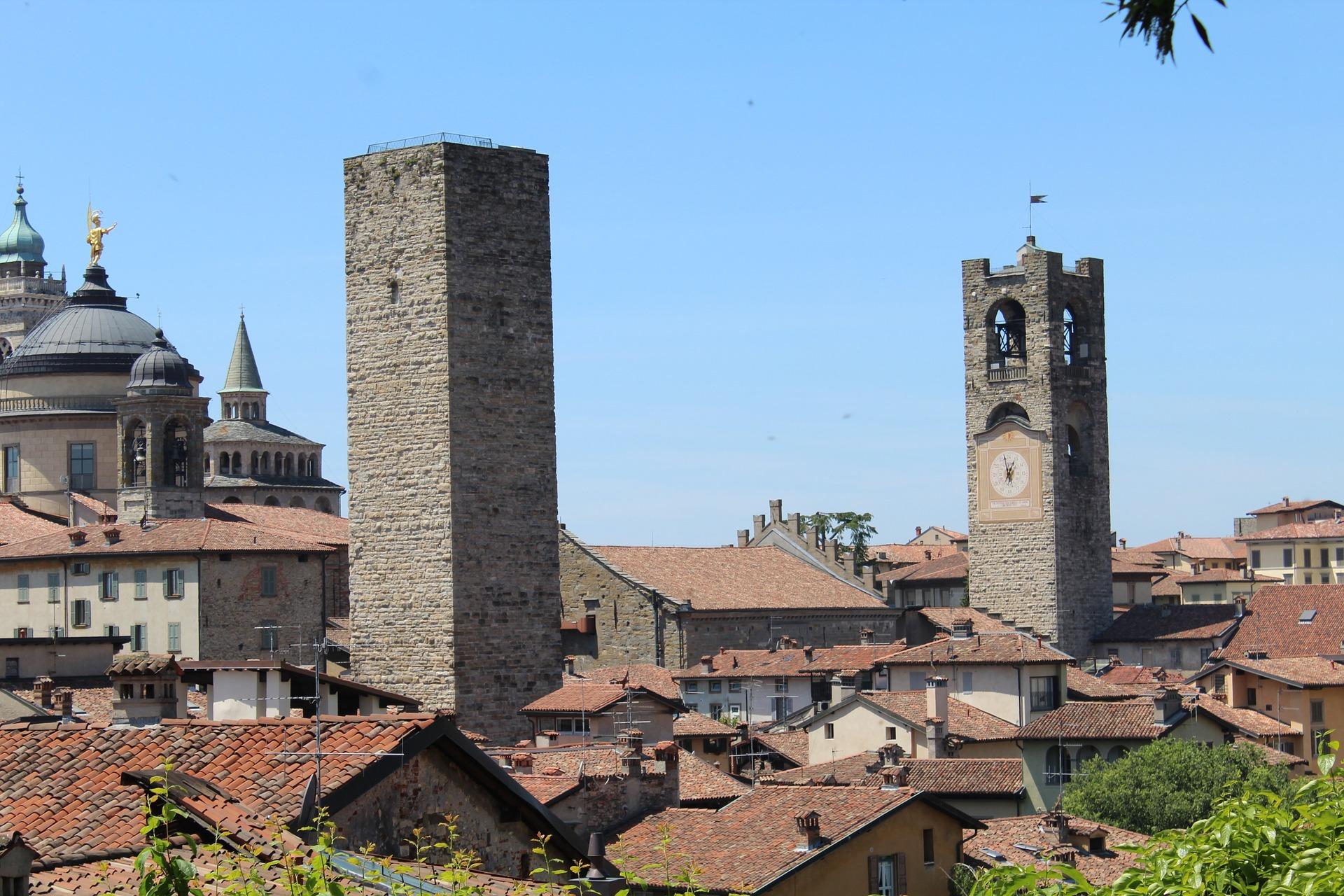 Італія Бергамо