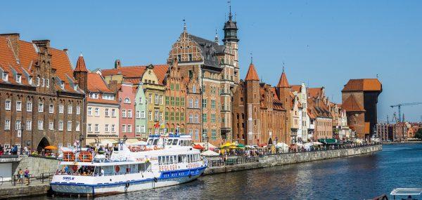 Польща Гданськ
