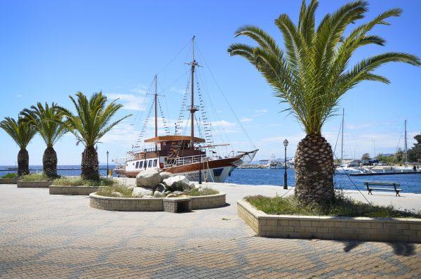 греція егейське море