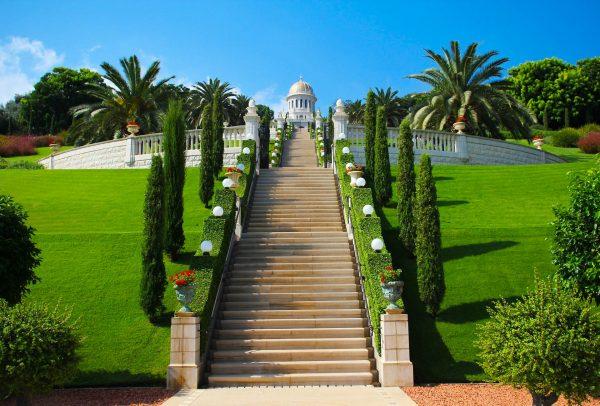 Ізраїль Хайфа сад