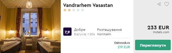 Vandrarhem Vasastan