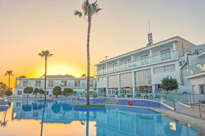 Fedrania Gardens Hotel дешевий тур на кіпр