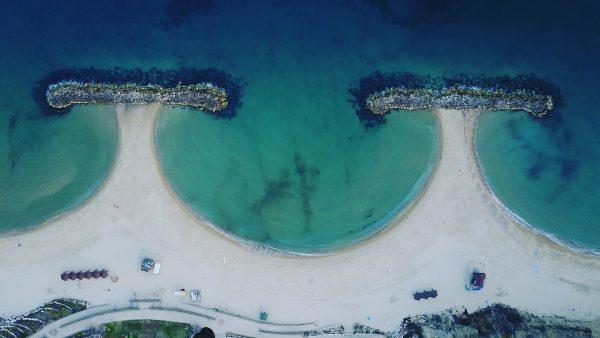 Ізраїль пляж Ашкелон