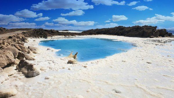 Ізраїль Мертве море