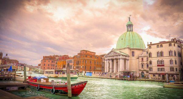 венеція вид міста