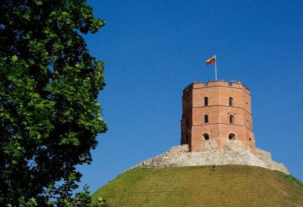 Литва Вільнюс вежа