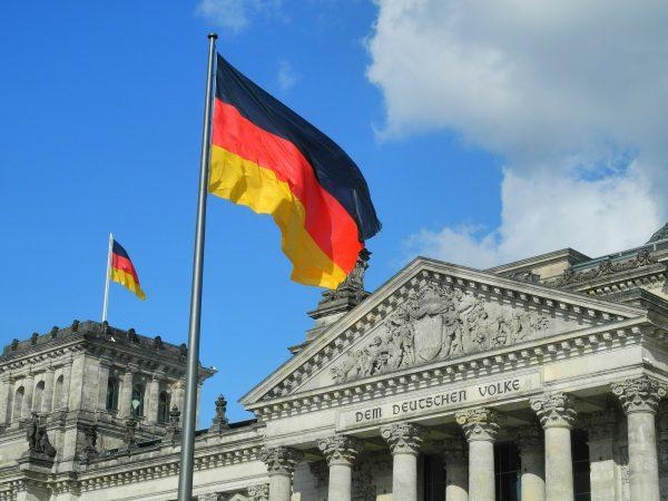 Німеччина Берлін Рейхстаг